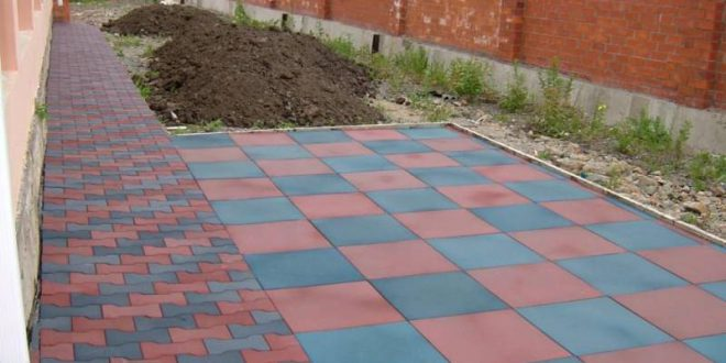 Какое покрытие выбрать для садовой дорожки? Обзор отделочных материалов