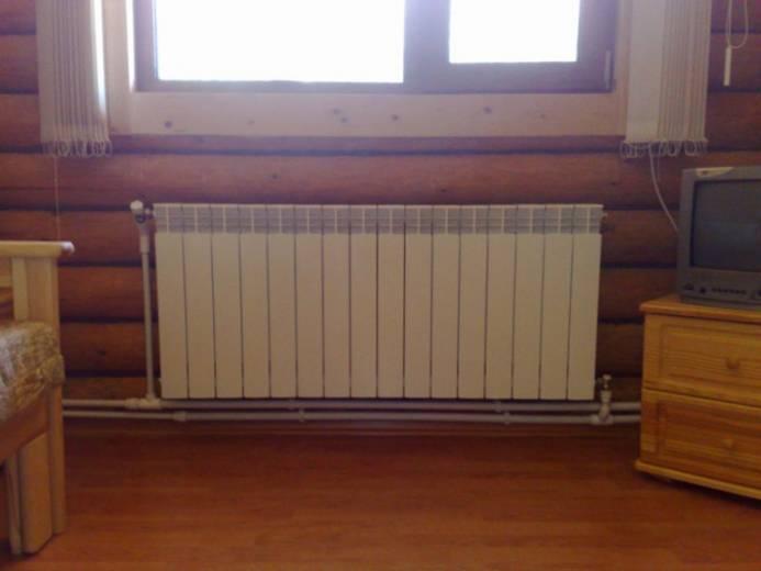 Радиаторы отопления для дачи