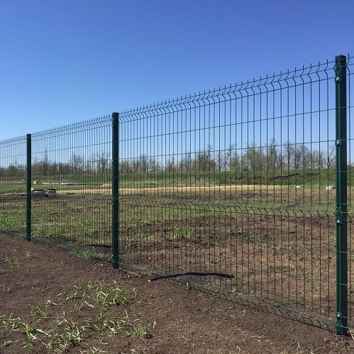 Панельный забор от производителя