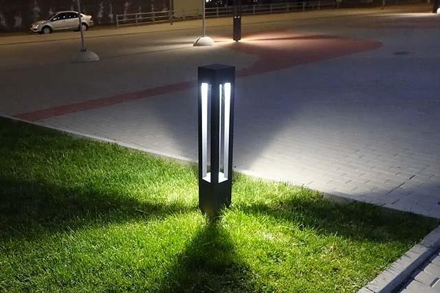 Светильники паркового освещения