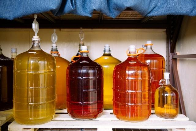 приготовления крепких напитков на даче