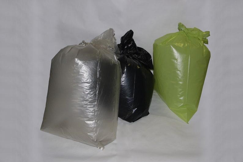 Классификация мешков для мусора