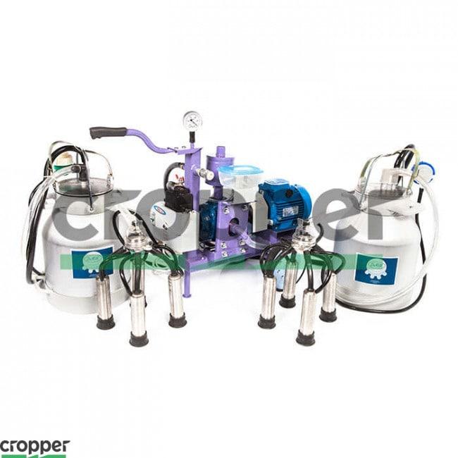 Как ухаживать за доильным аппаратом для коров
