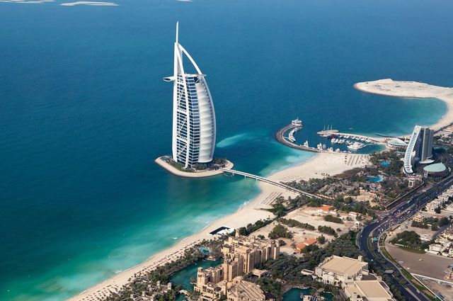 Где отдохнуть этим летом: идеальное путешествие в Дубай