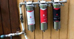 Разнообразные модели титановых фильтров