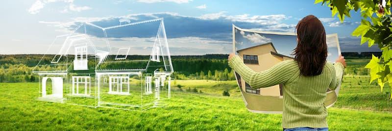 Выбор идеального участка для строительства дома