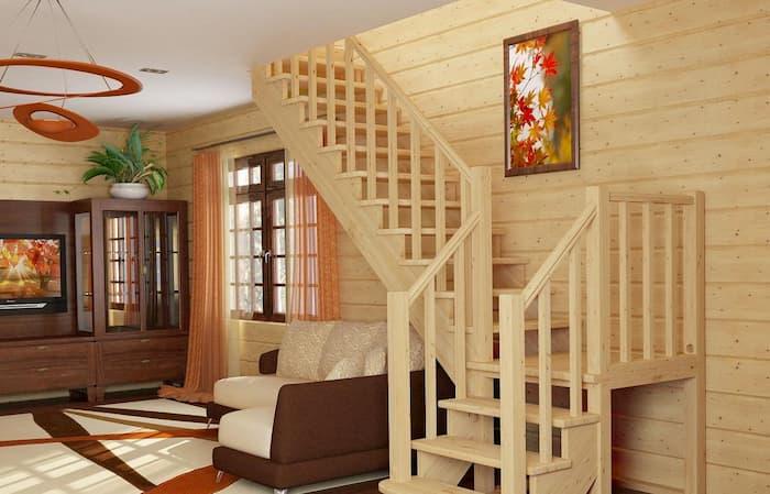 Лестницы для дома и дачи: возможные варианты