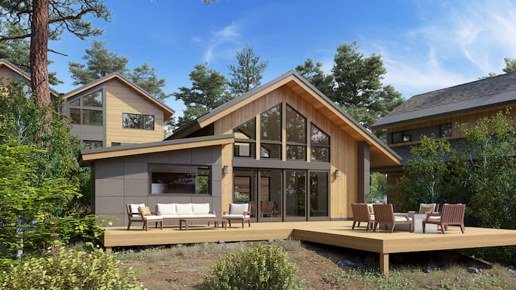 Каркасный дом и его основные особенности