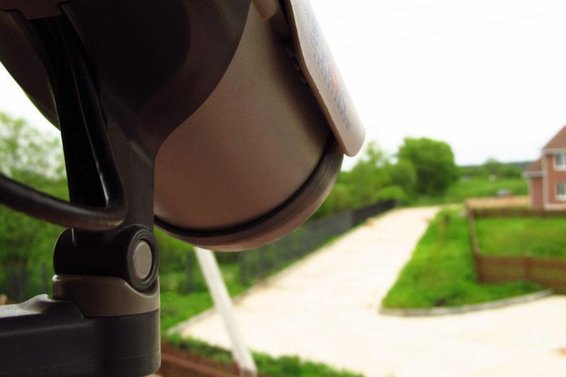 Безопасность на даче, видеонаблюдение