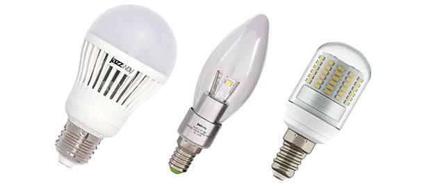Светодиодные лампы – экономия денег без ущерба зрению