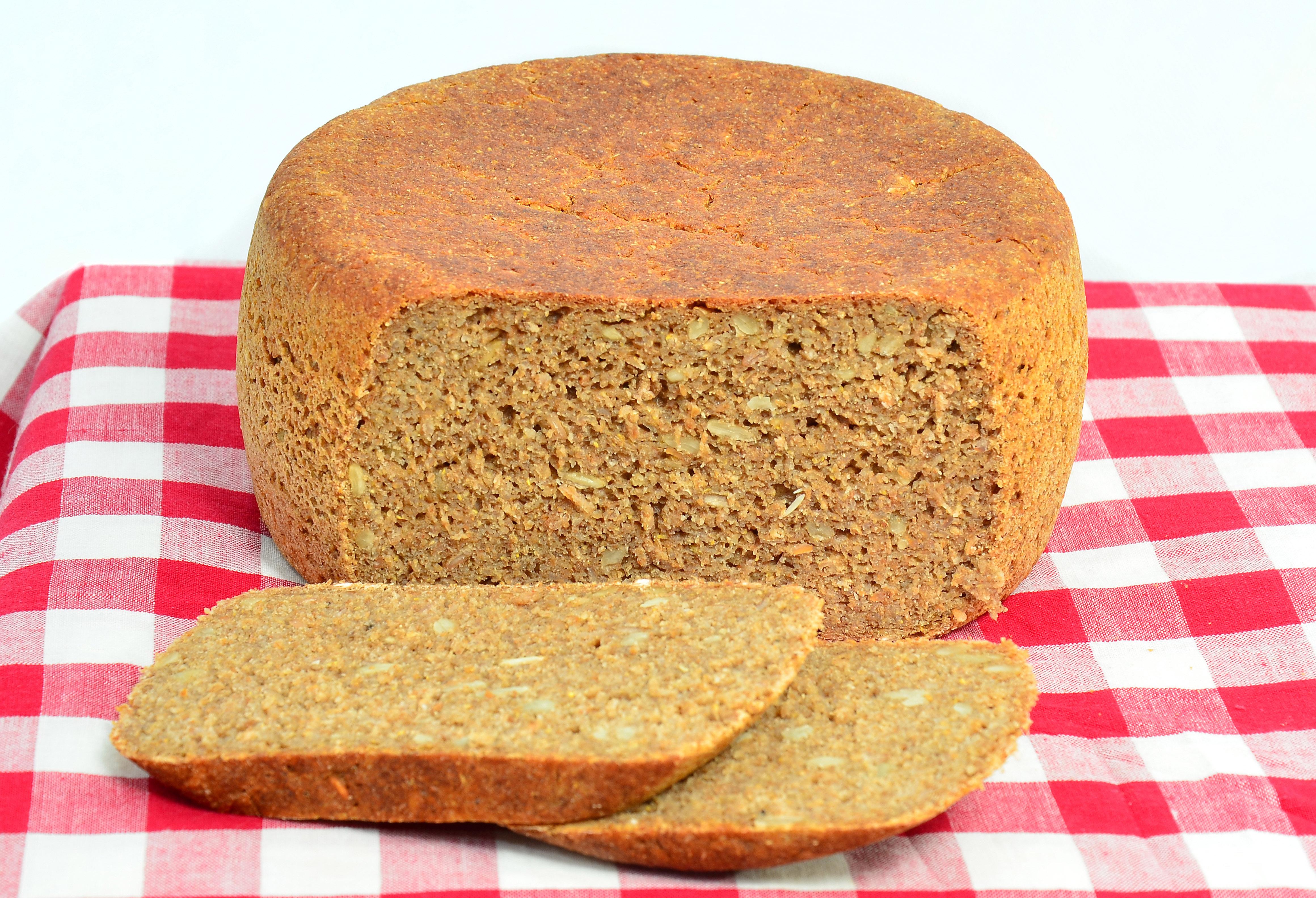 Чем полезен Цельнозерновой хлеб?