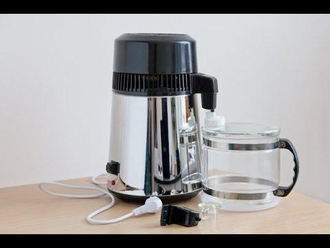 Что такое дистиллятор воды?